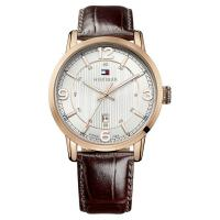 WATCH TOMMY HILFIGER GEORGE CHAP 44MM 1710346 7613272134071