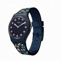 WATCH SWATCH FLOWER CARPET GN256 7610522776401