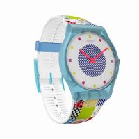 WATCH SWATCH QUILTED TIME SUOS108 7610522776517
